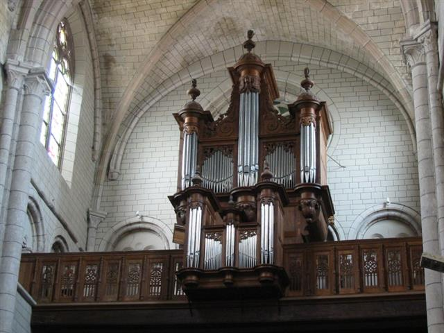 Joinville grand orgue for 52600 haute amance